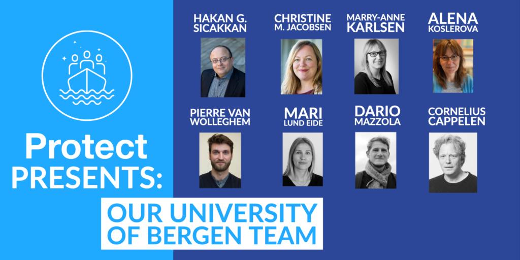 University of Bergen team